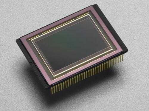 sensor camera fotografica